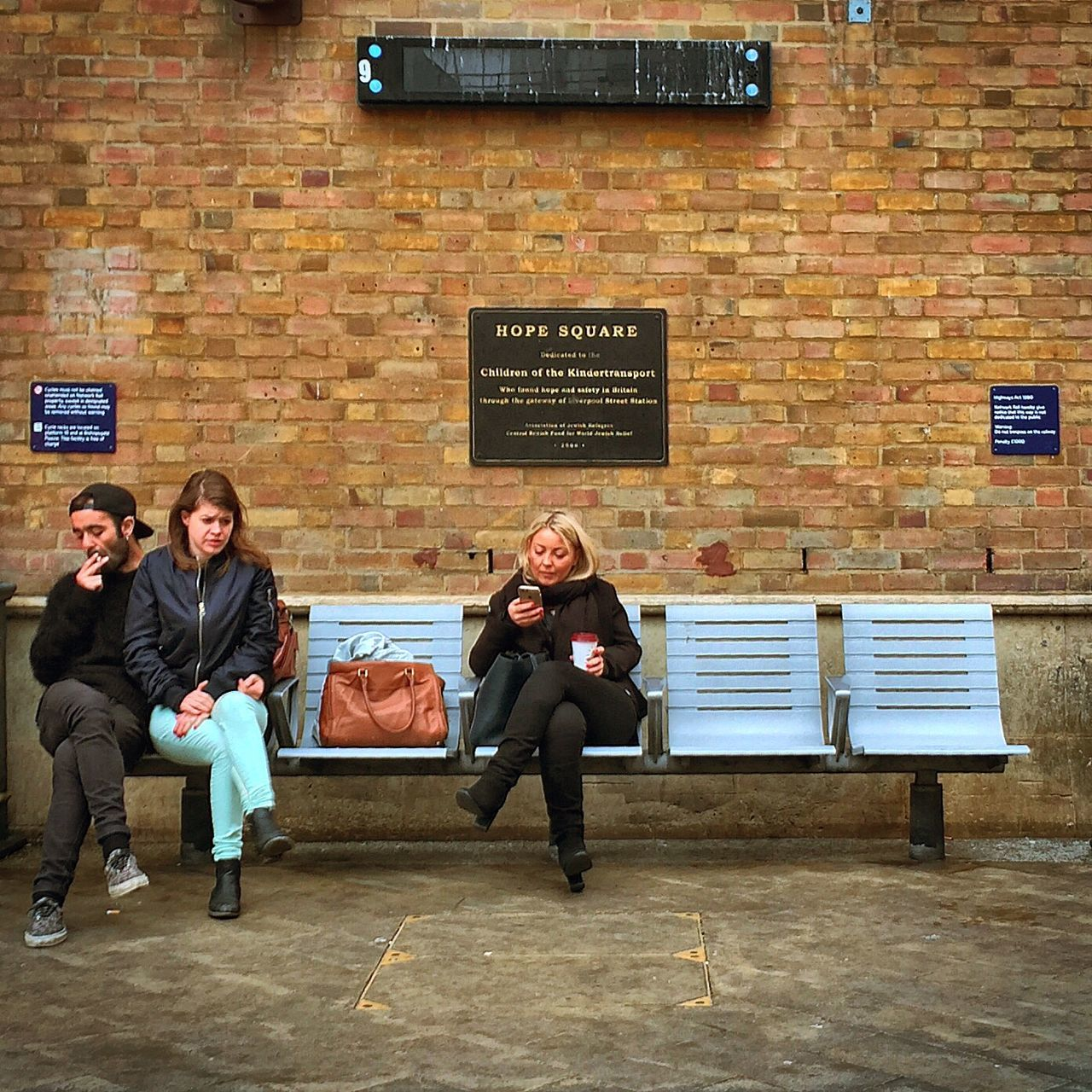 Hope Square Series Streetphotography EyeEm London EyeEm Streets