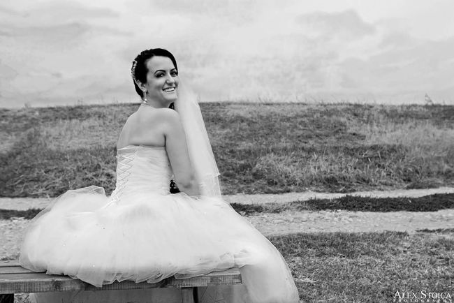 Bride Wedding Photography Black And White Photography Copyright Anotherculture Different Perspective
