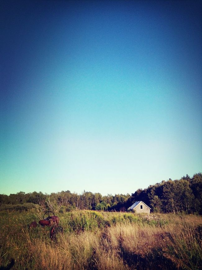 Shack Sniper Manitoulin Island Rural Scenes Rurex