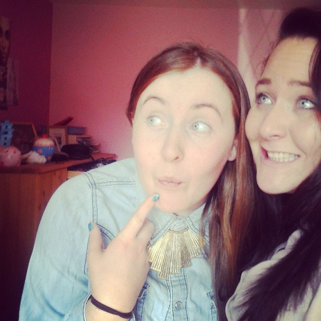 see you in 10 days Crazygirl Holidaysforher Rossnawlagh Pose missyou sister weesister welljel imbored