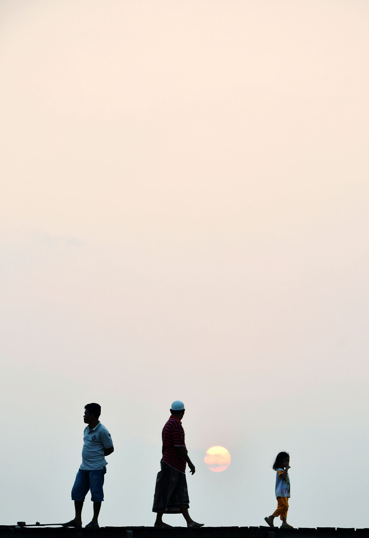 EyeEm Gallery Nature_ Collection  EyeEm Best Shots Nature Tadaa Community People Peoplephotography Sunset_collection Sunset Silhouettes Kendari Bay