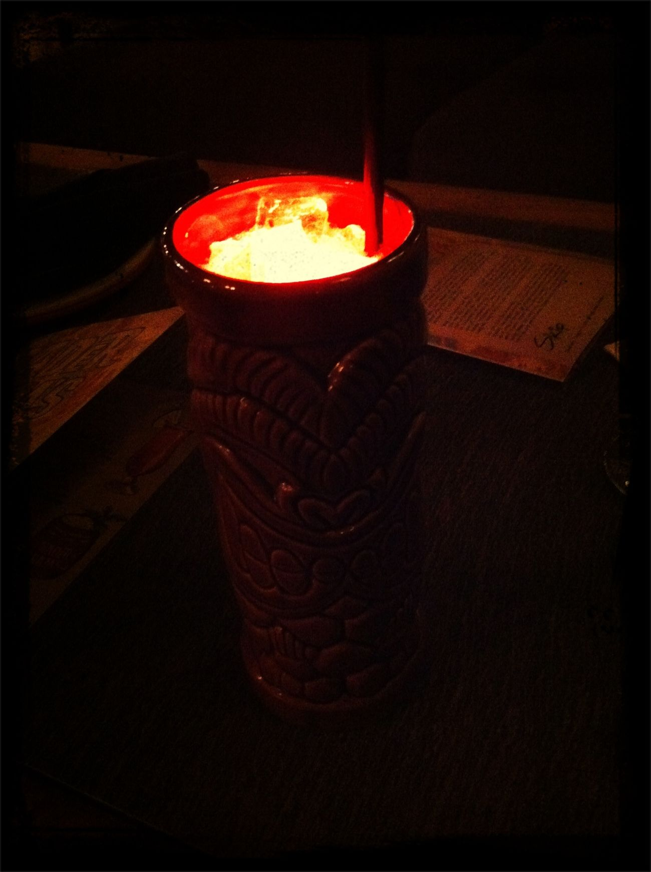 Tiki Tiki Drink Love Tiki Drinks