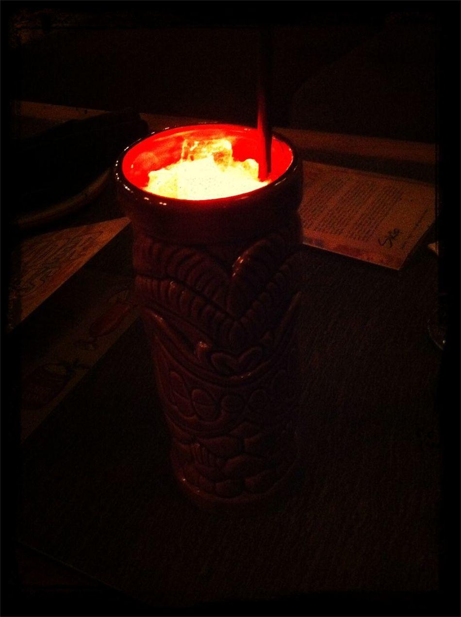 Tiki Tiki Drink Love Tiki Drinks