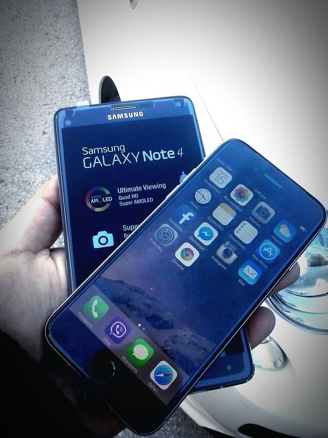 Note 4 (exynos) Iphone 6 Space Gray New Toys