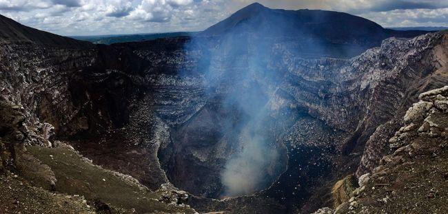 Volcano Masaya Nicaragua Nature Nature_collection Nature Photography