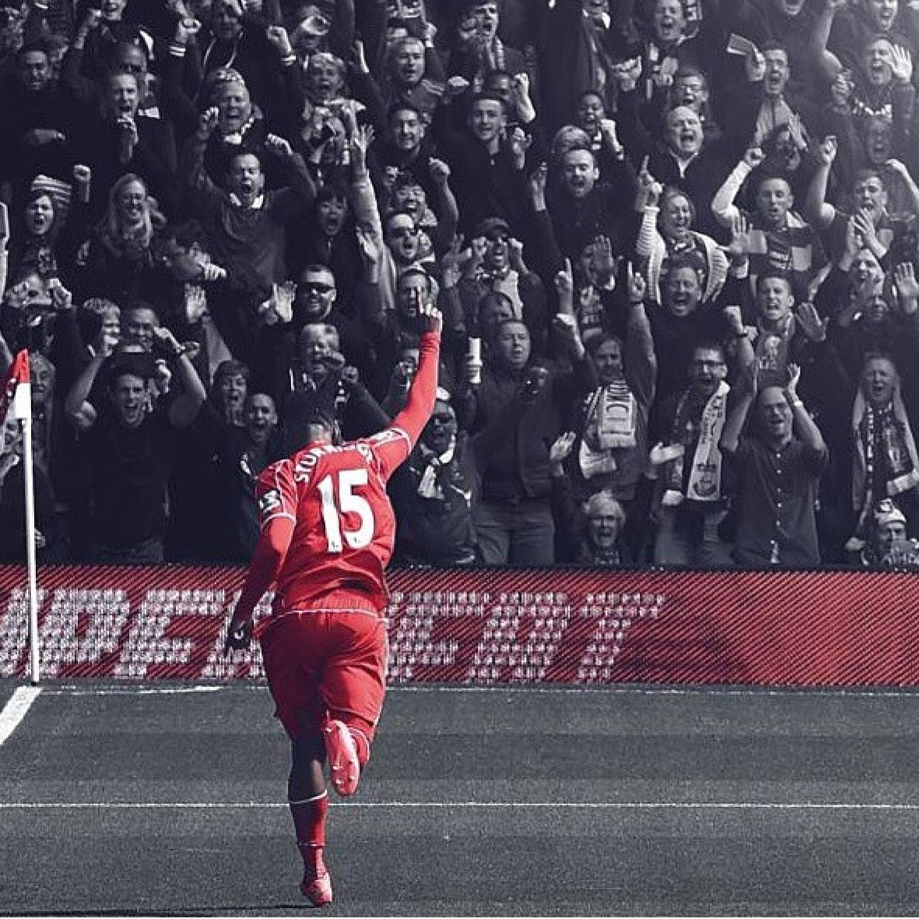 Daniel Sturridge Idol Liverpool Anfield Football Barclays