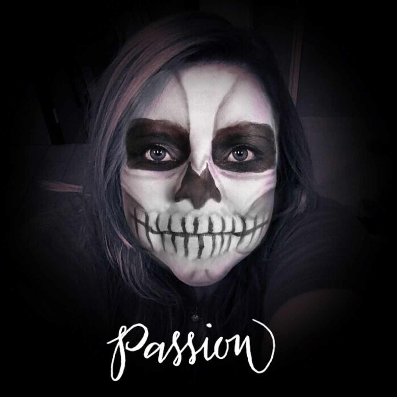 Spooky Halloween Horror Looking At Camera Bizarre Evil Women Monster - Fictional Character Human Skeleton Portrait Young Adult Adult From My Point Of View Lily May Collection Lilymayparker.blogspot.be