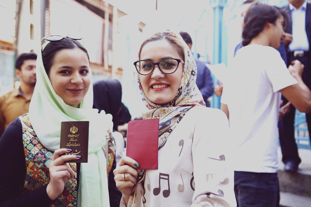 The Photojournalist - 2017 EyeEm Awards Young Women Iran Iran Election 2017 Iran Election Iranian Iranian Girl Iranian People Election Day BYOPaper! Live For The Story Tehran, Iran The Portraitist - 2017 EyeEm Awards The Photojournalist - 2017 EyeEm Awards