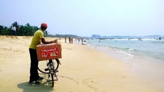 People And Places Beach Vacations India Coastline Shore Icecandy