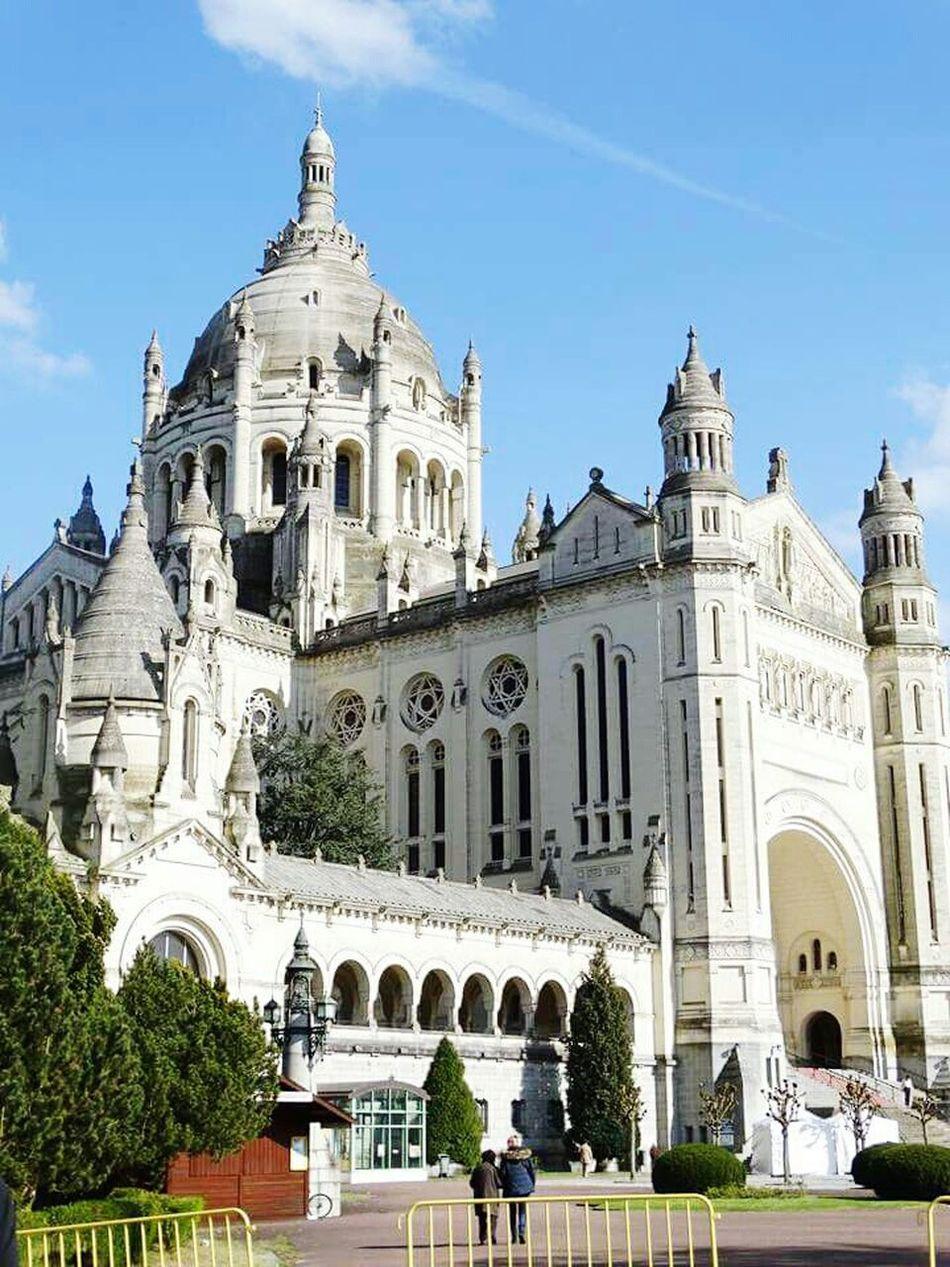 Lisieux Basilique Photography France Architecture Magnifique