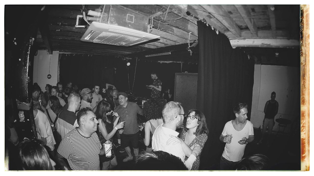 Kraak Gallery Manchester Lgbt Party Homoelectrik Amateurphotography People Photography Black And White Black & White Amateur Photography
