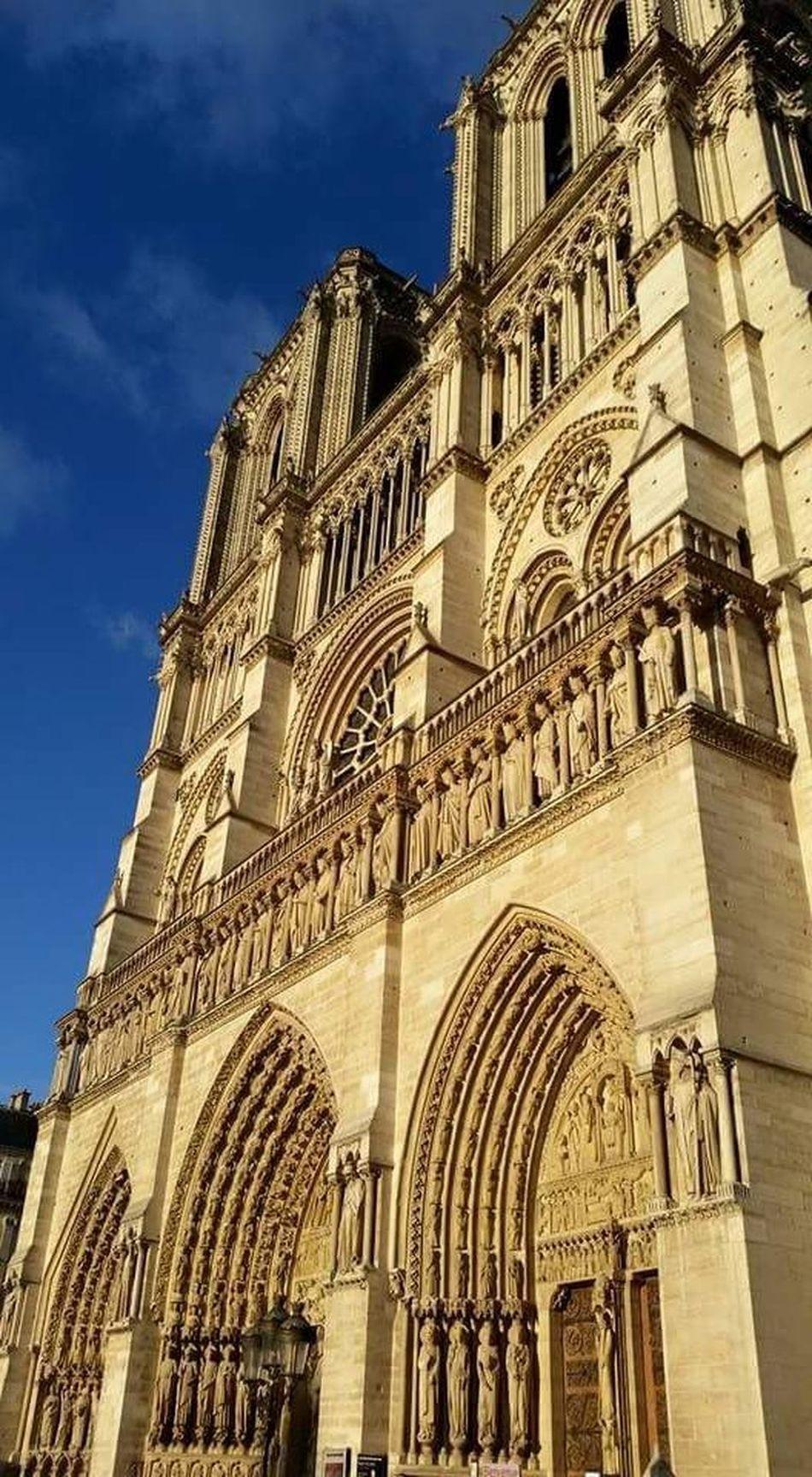 Notre-Dame Trip Roadtrip Architecture Churches Cathedral Beauty Places Mustgo