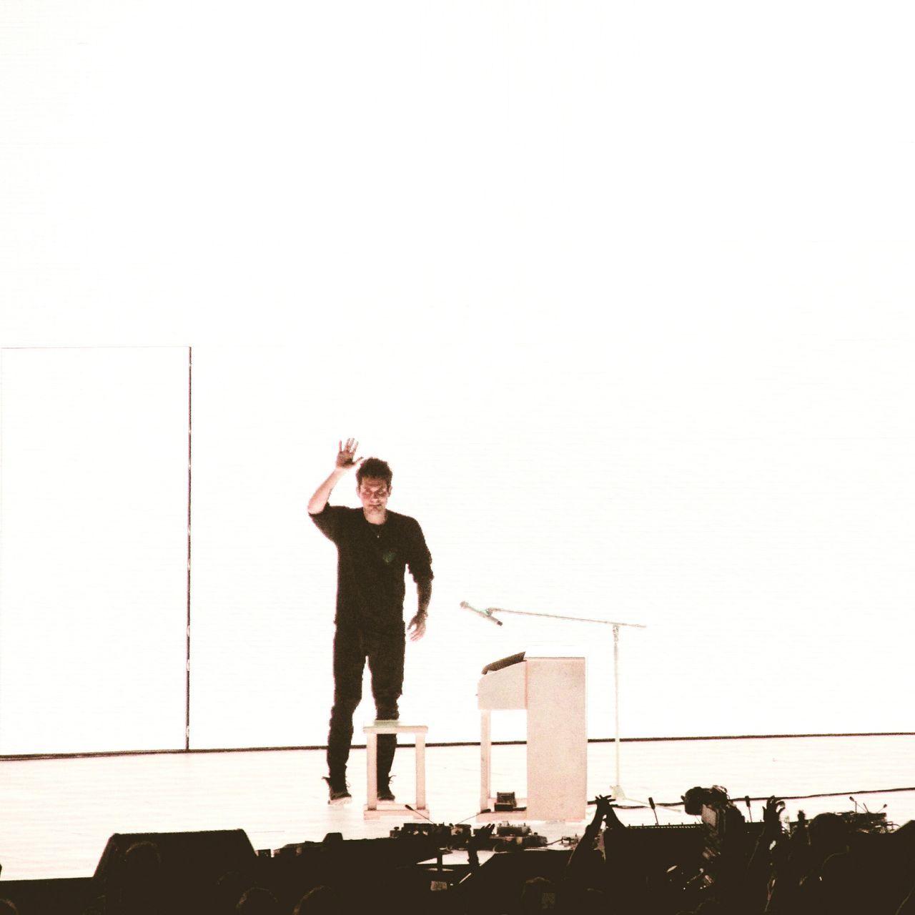 John Mayer O2 Arena O2 London Gig Concert Stage John Mayer Live