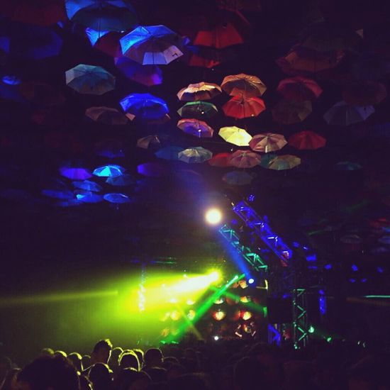 Illuminated Night Crowd Nightlife Large Group Of People Arts Culture And Entertainment Music Real People Event Popular Music Concert Celebration Audience Indoors  Stage Light Performance Men People The Photojournalist - 2017 EyeEm Awards City Lifestyles Club Nightclub Umbrella Umbrellas Umbrella Revolution Neon Life Mix Yourself A Good Time