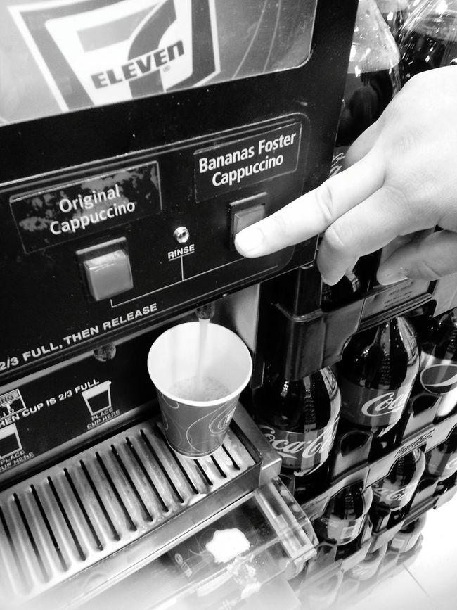Coffee Time Allysphoto Freecoffee 7Eleven  Yum