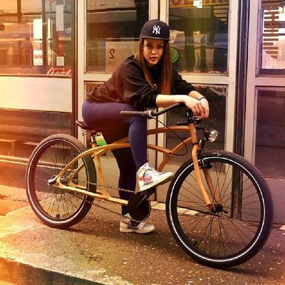 Kate Ass Girl Bike Thebest Session Mkbicycle
