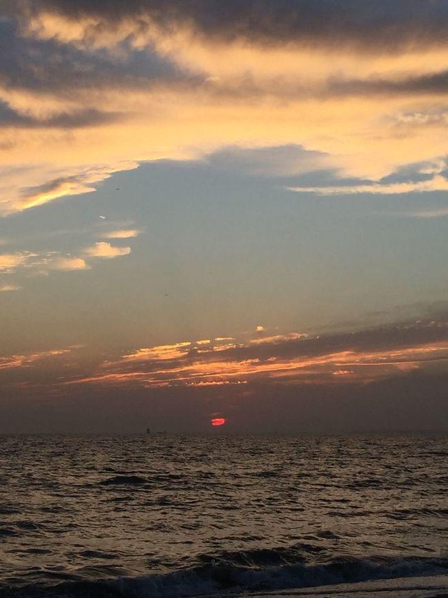 夕陽 Tadda Community Sunset