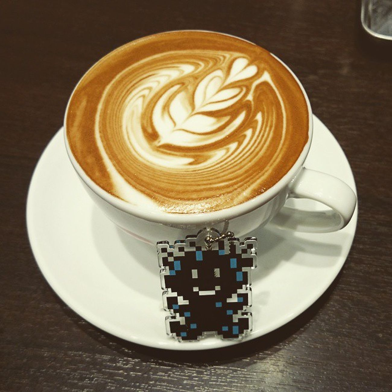 Latteart Pascucci Riverve 失敗 テレポート失敗 Mother