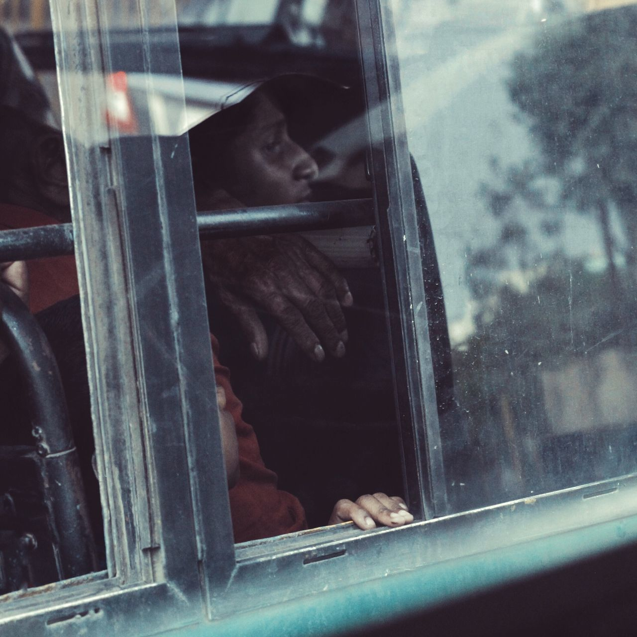 The Week on EyeEm window Transportation looking through window India Indian indianphotography