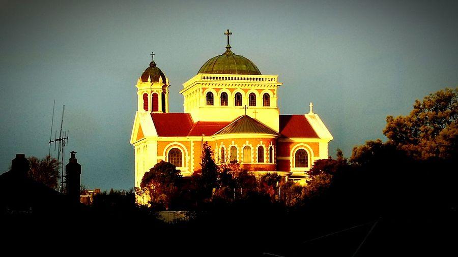 Basilica New Zealand Architecture