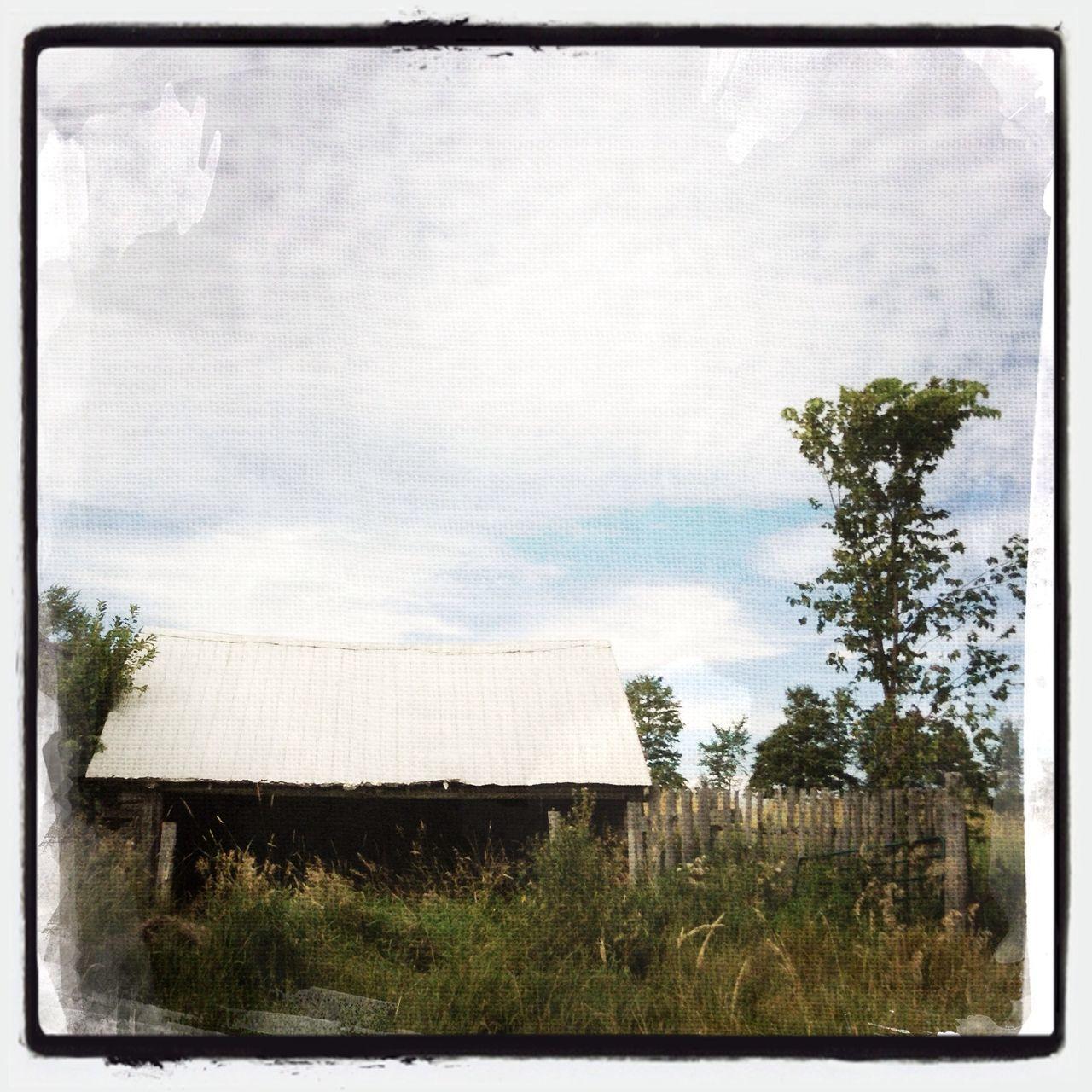 Manitoulin Island Rural Scenes Shack Sniper Rurex