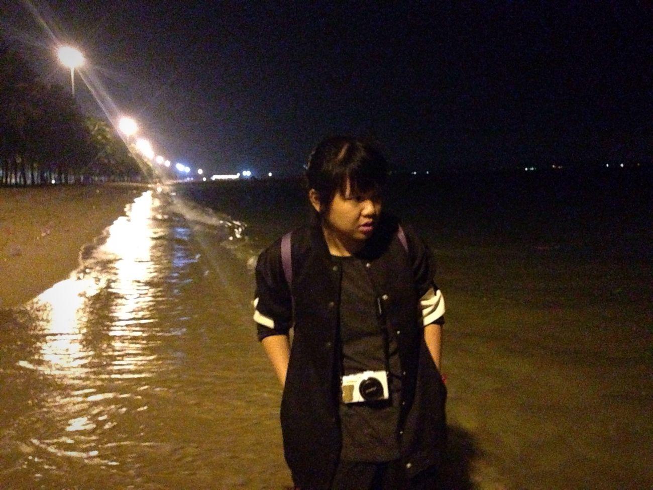 with my beach.