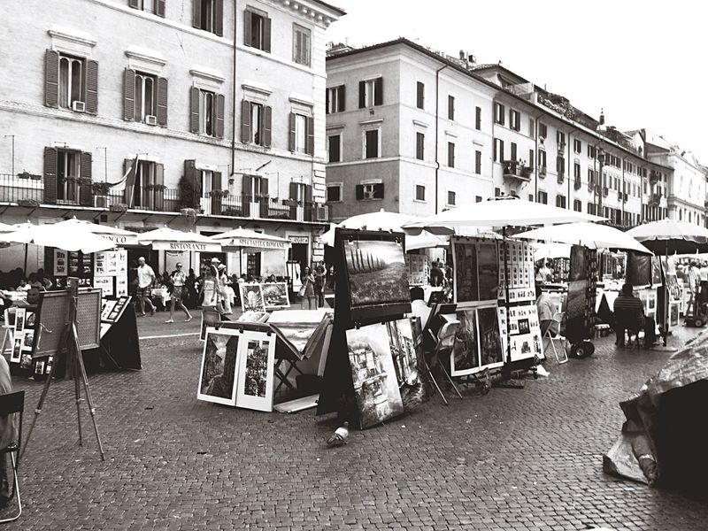 Rome Italy Street Traveling WithMama