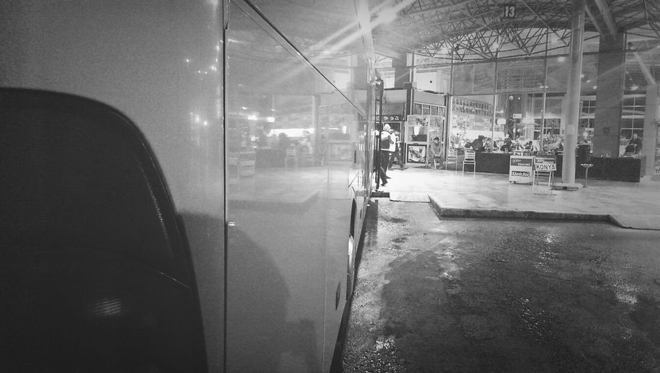 Bus stop... Bus Stop Bus Station Enjoying Life Fire-trexs Film