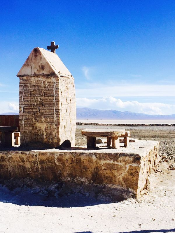 Sky Nature Tranquility Scenics Outdoors No People Beauty In Nature Day Arid Climate Salar Argentina Salt Salt Evaporation Pond EyeEmNewHere