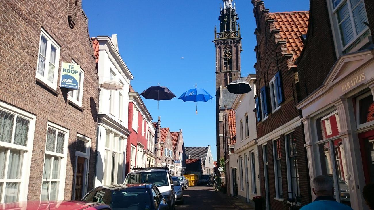 Paseando por Utrecht en Holanda