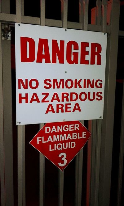 Signs SignsSignsAndMoreSigns No Smoking Signs Warning Signs, Signs, & More Signs In The Interest Of Public Safety Signs - Warnings SignSignEverywhereASign No Smoking In This Area Don't Do This, & Don't Do That Signporn Sign Danger Warning Sign No Smoking Signs & More Signs Flammable Hazardous Hazards Hazard Hazard Area Danger Sign Notices Smoke-free Zones Warning Signs