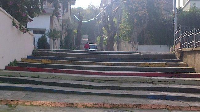 Bahar Heybeliada Merdiven Sokak Sokakfotografi Sokaktahayatvar Steps