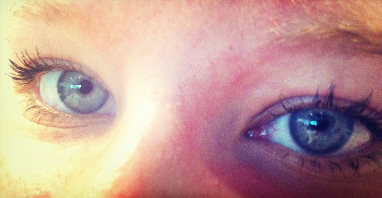 Eyes Blue Eyes Summerfeeling Made By Jordan <3