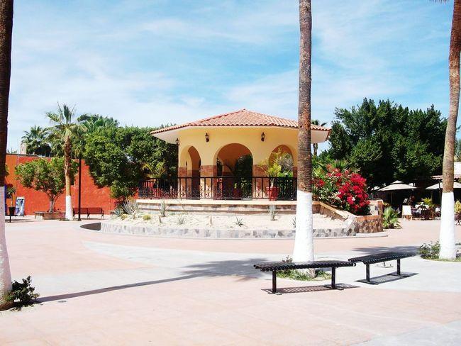 Kiosco  Loreto Bajacalifornia