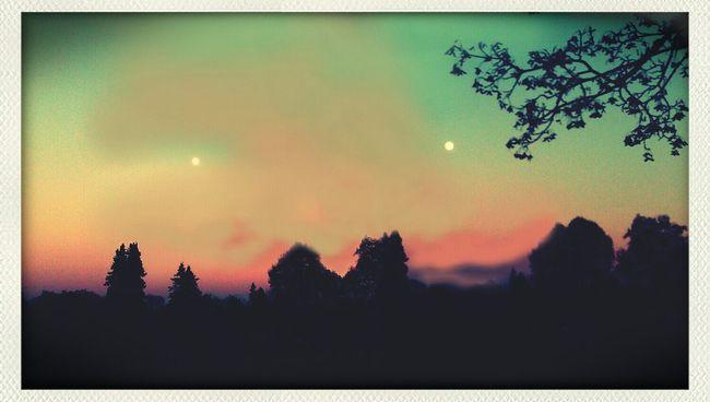 Woke up one Moon too many... Phoneography Andrography Ifeelmysterioustoday Fog