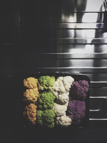 Colors of nature. Food Food And Drink Vegetable Freshness Indoors  Healthy Eating No People Close-up Broccoli (null)Day Food Stories