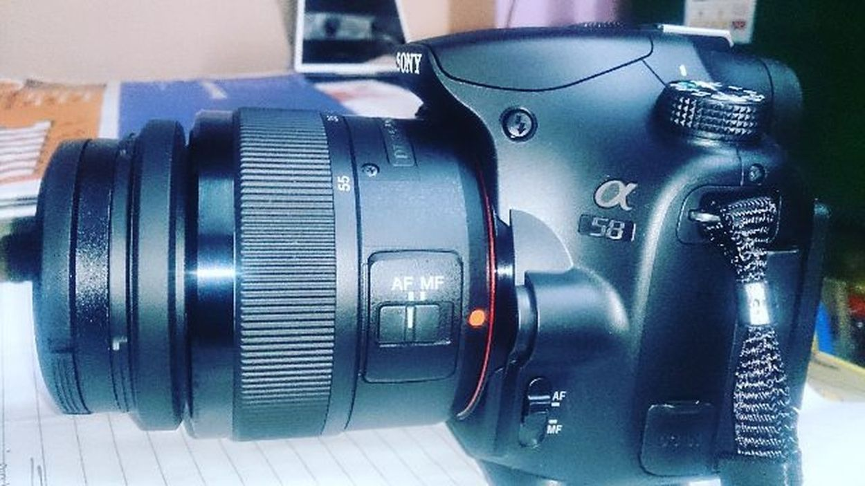 Finally delighted for having one ...... SuperExcited Sony Noida October DSLR 3october Superb Family Thankful Dream