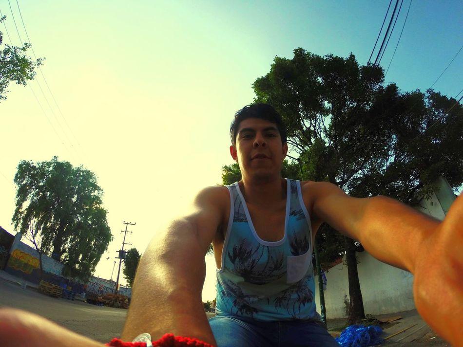 Bycicle Enjoying Life