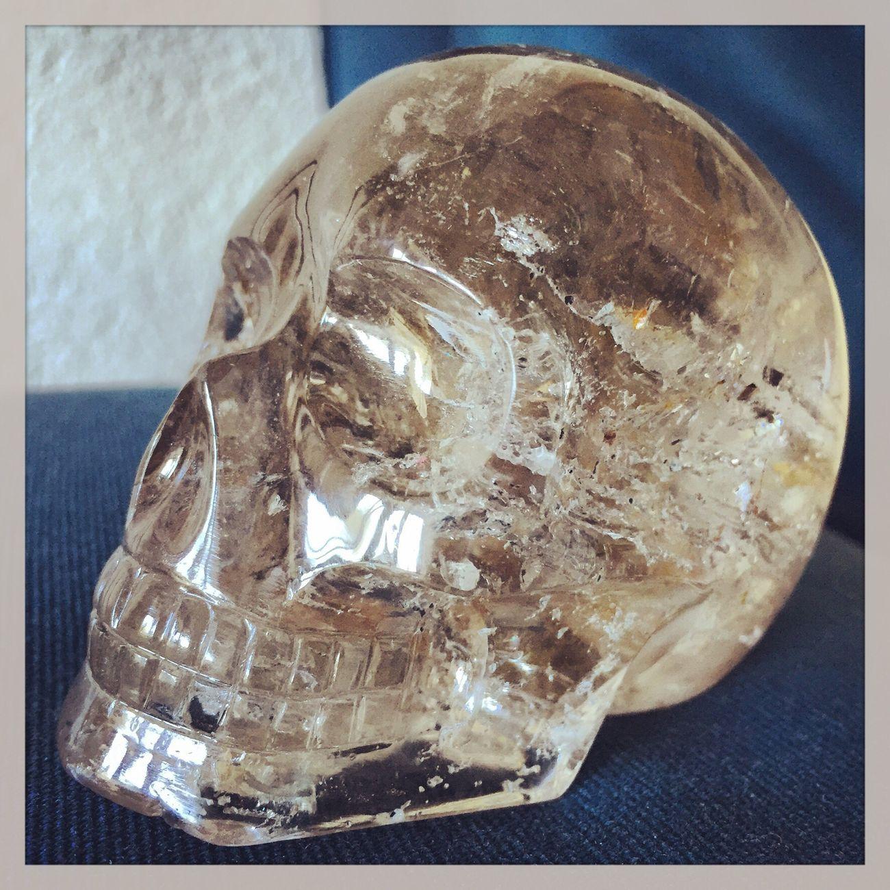 Crystal Skull Crystalskull Citrine Smokeyquartz Quartz