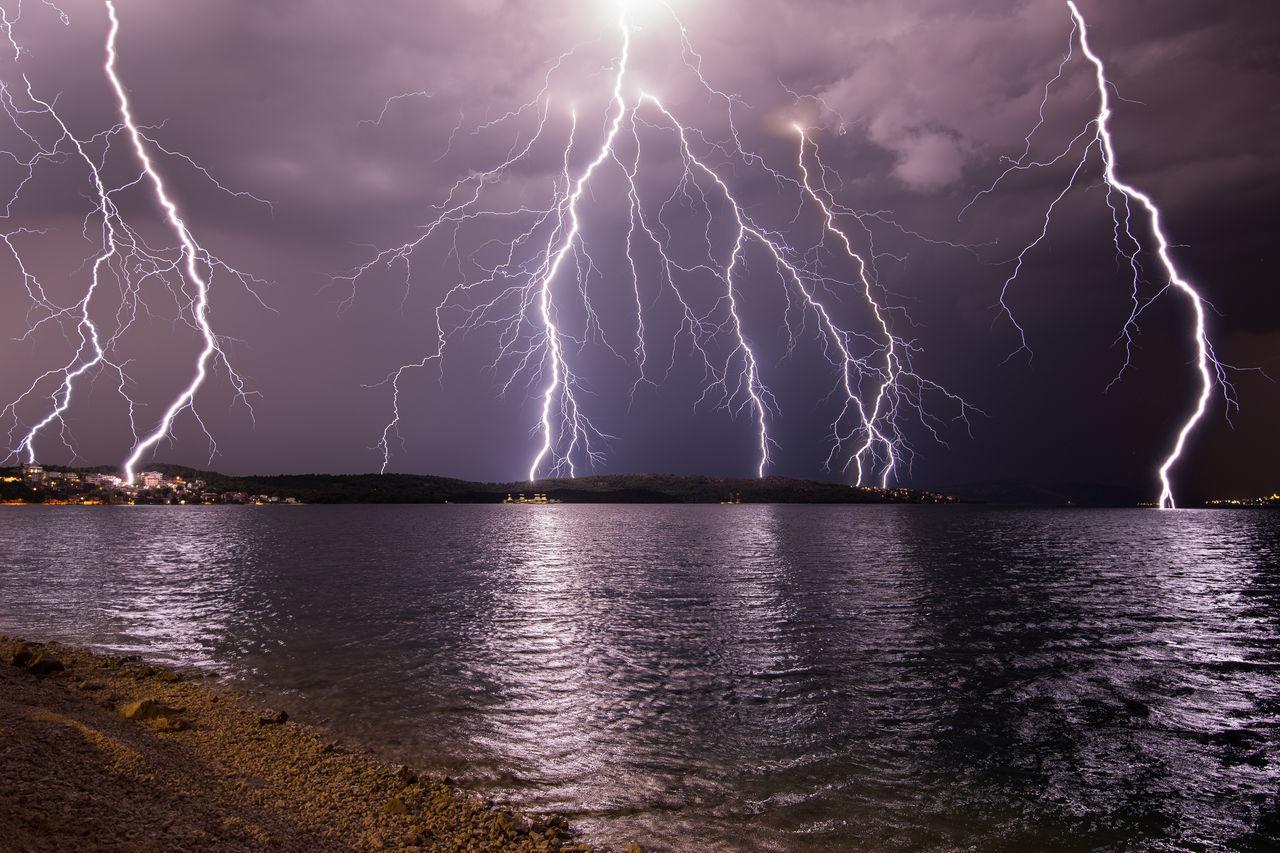 Beautiful stock photos of blitz,  Cloudy,  Croatia,  Environment,  Horizontal Image