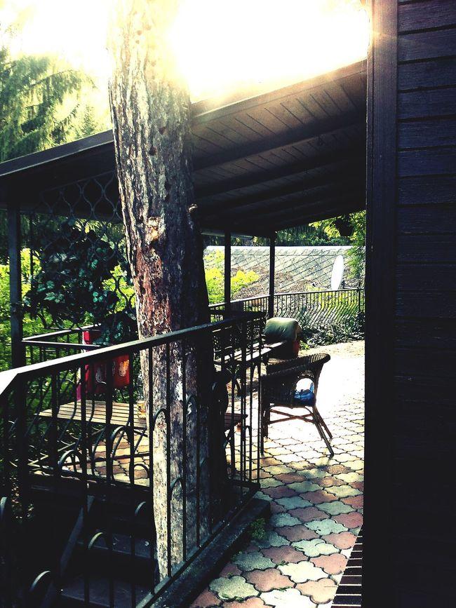 Beautiful Day Summer2015 Benesov Chill Place