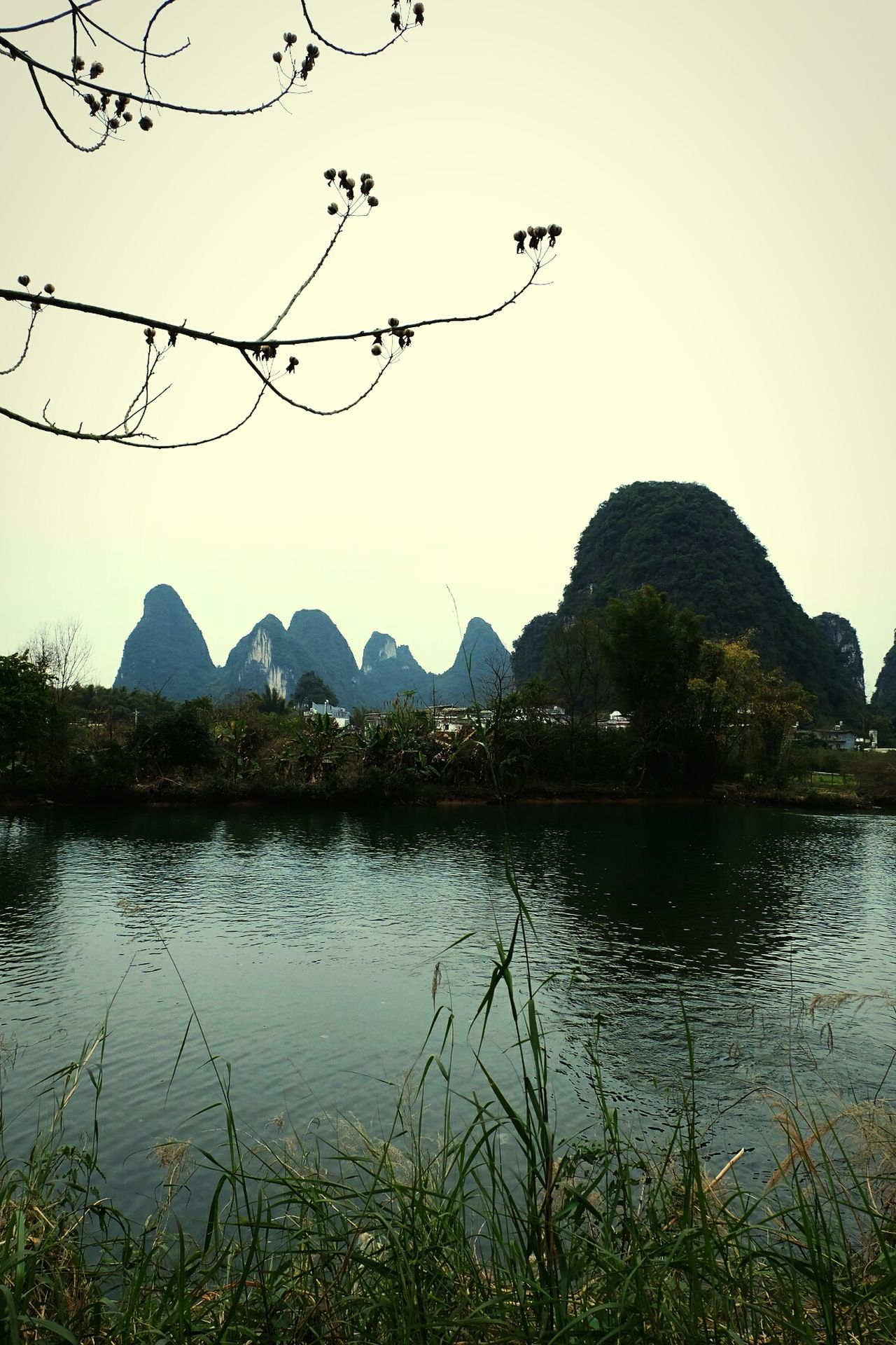 Guangxi Province Lijiang_yangshuo_china Hello 2016 Travel Photography Spring Is Coming  Springtime Yangshuo