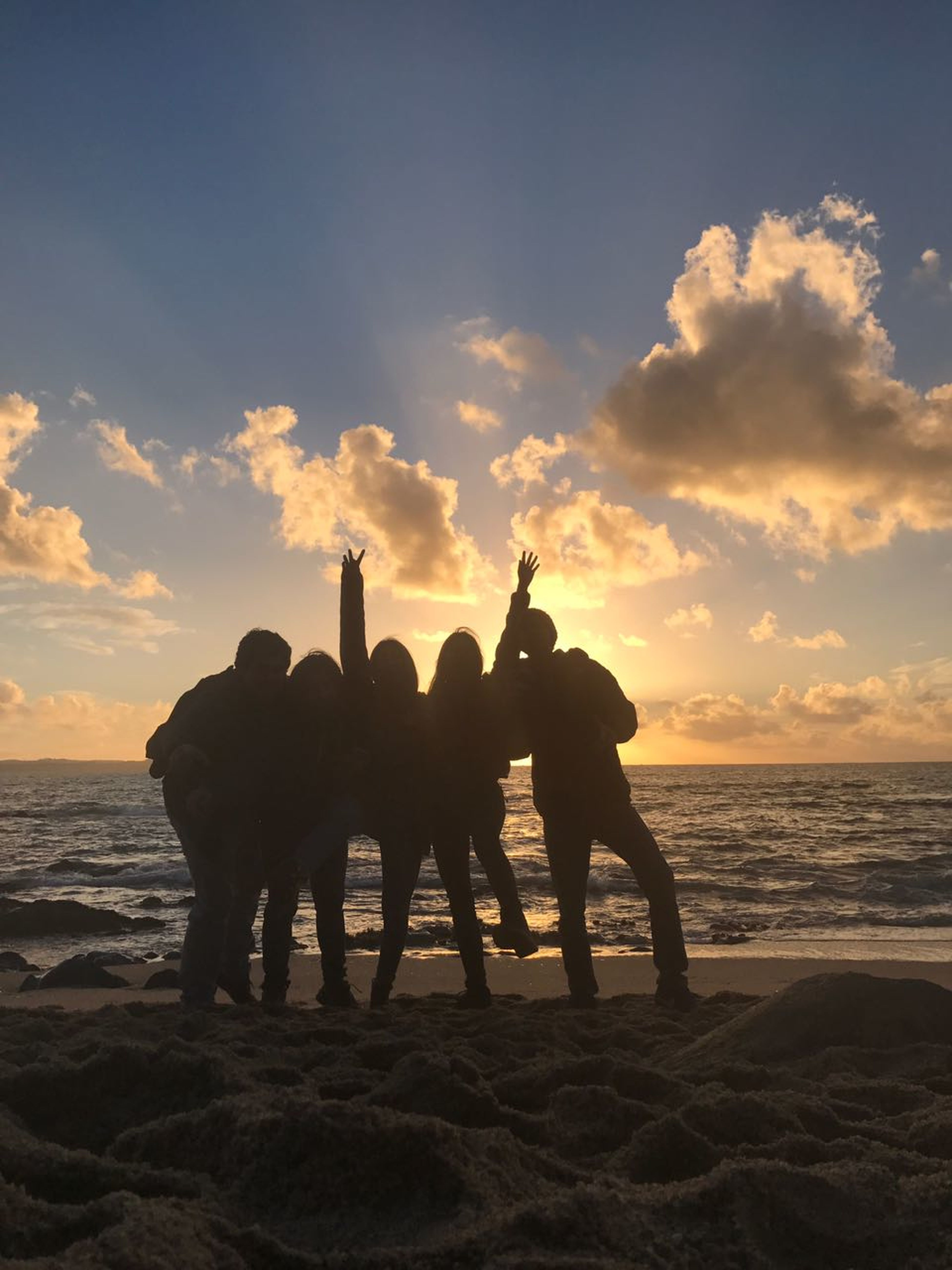 Beach Friends ❤ Destinity Ocaso