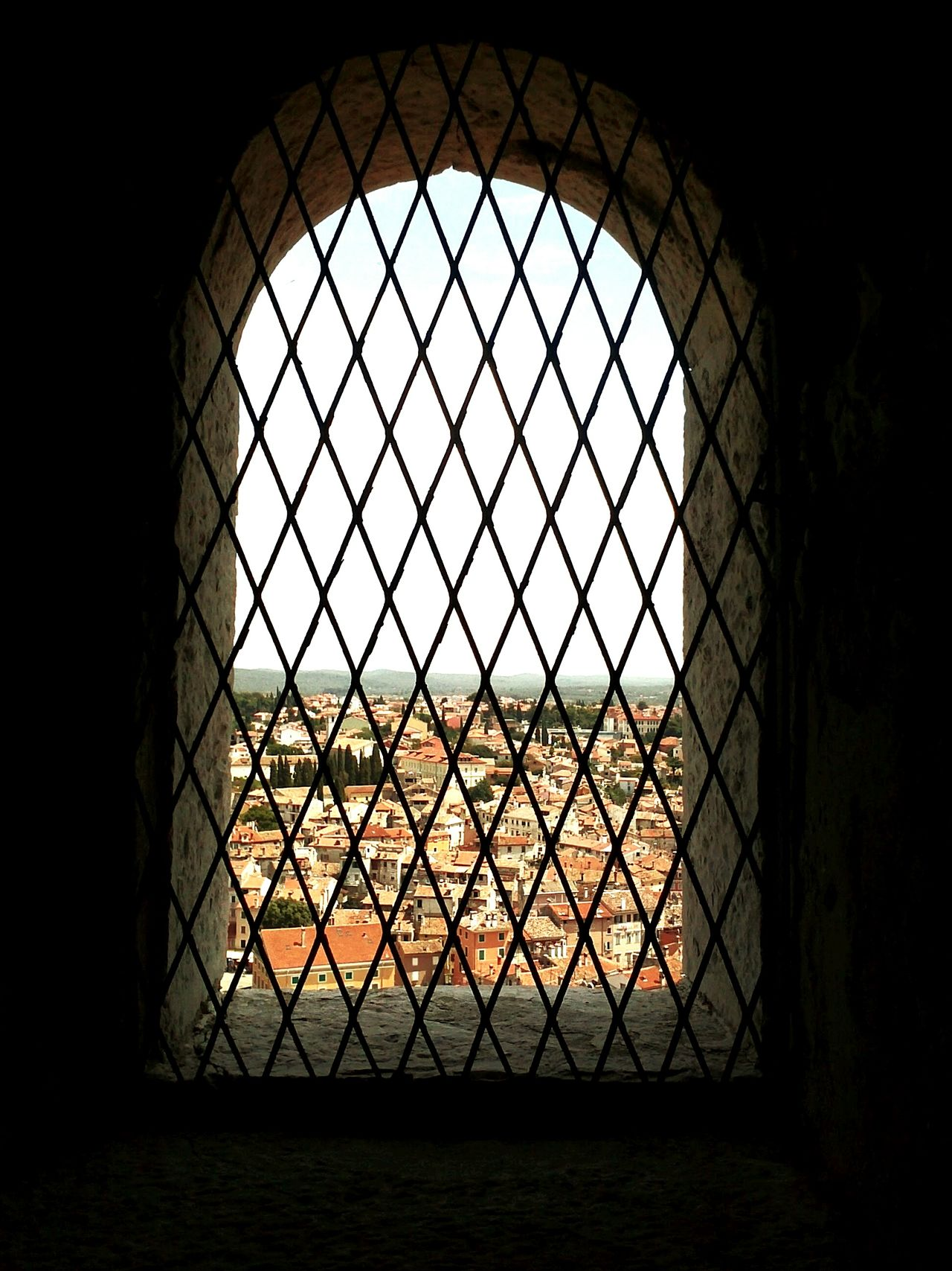 Window Window View Rovijn Croatia Houseroof
