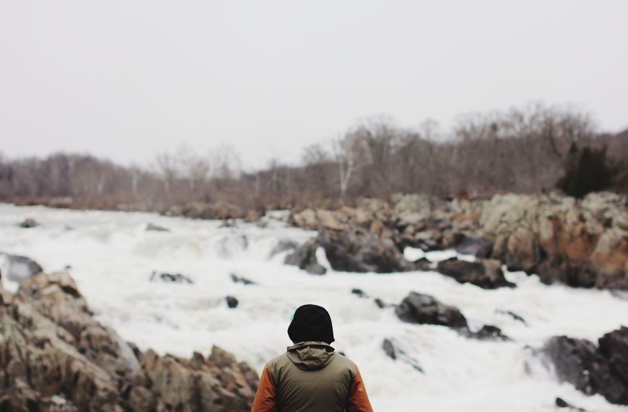 Great Falls Check This Out Great Falls Great Falls Park Nature Hiking Hikingadventures Waterfall Winter Snow Vscocam VSCO