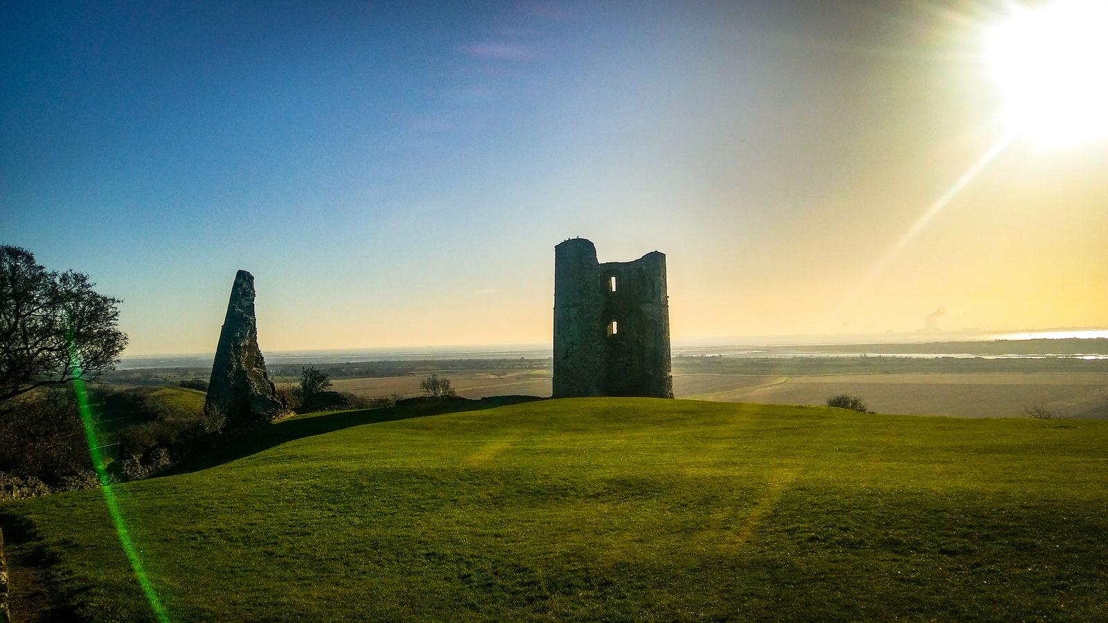 Sunlight Travel Destinations Grass Outdoors Castle Ruins Of A Castle