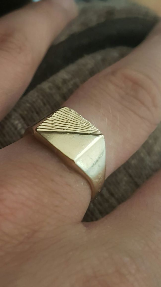 GOLD RING Special Moments Beautiful Personal Perspective Human Finger Ring Person Close-up