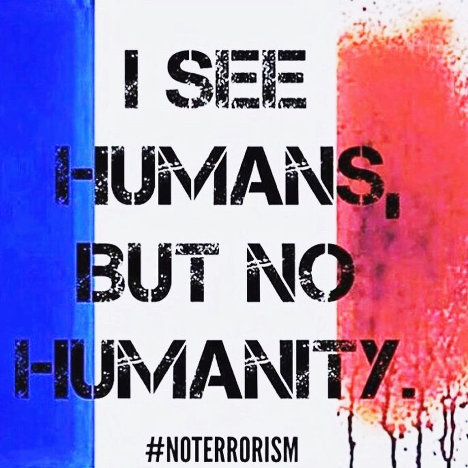 Prayforparis Noterrorism 🙏🏻
