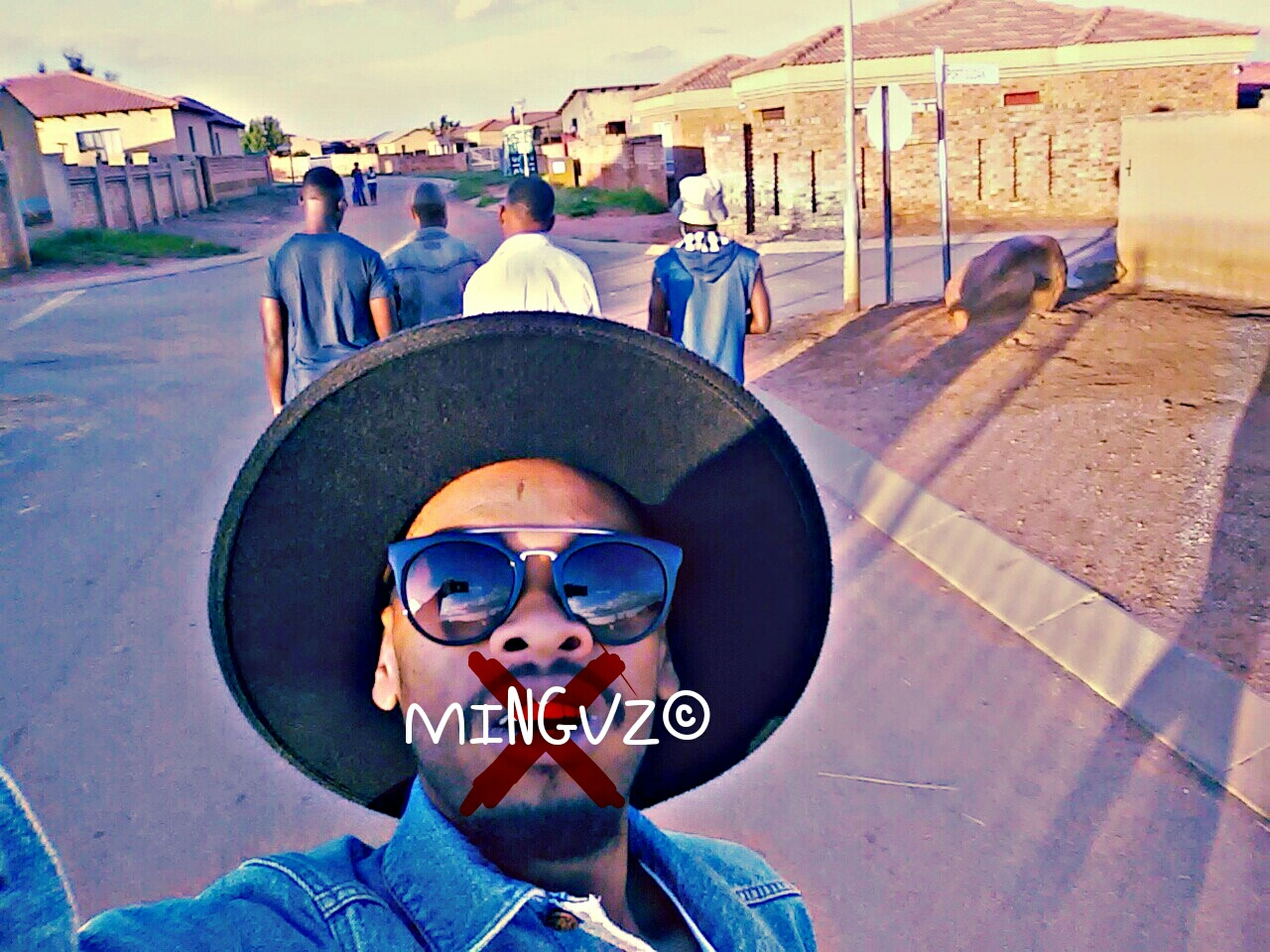 SouthAfricanHoods Squadron Saysomething Mensfashion Hat Hang Out Shades For Coolin Mingvz Cuzin_Mingvz