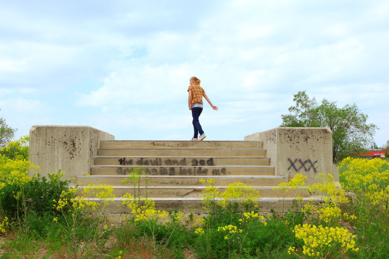 Beautiful stock photos of walk, 10-11 Years, Architecture, Beauty In Nature, Built Structure